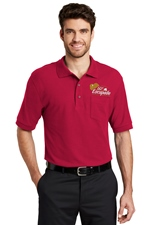 2020 Escapade Mens Polo (With Pocket)